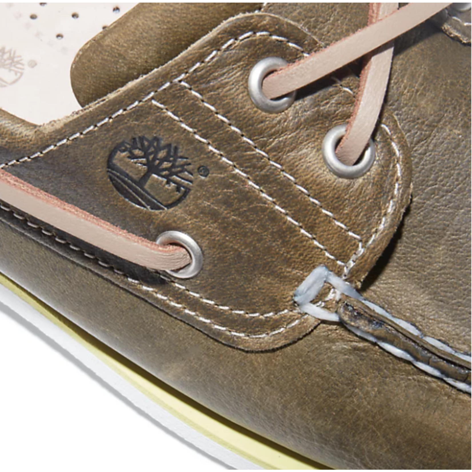 Timberland CLASSIC BOAT SHOE FOR MEN IN GREIGE
