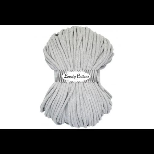 Lovely Cottons 9MM Gevlochten Lightgrey