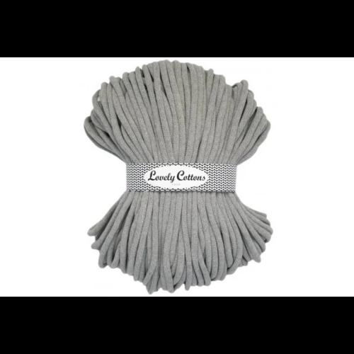 Lovely Cottons 9MM Gevlochten Grey