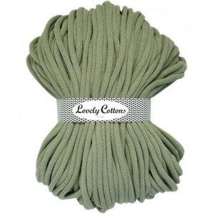 Lovely Cottons 9MM Gevlochten Olive