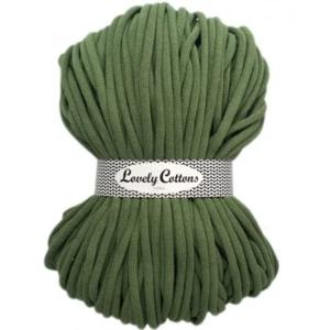 Lovely Cottons 9MM Gevlochten Sagegreen