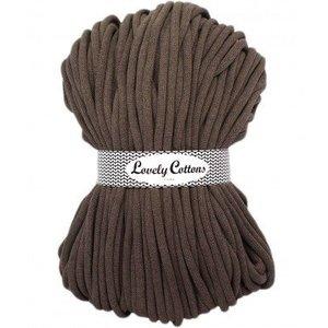 Lovely Cottons 9MM Gevlochten Mocha