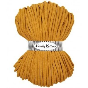 Lovely Cottons 9MM Gevlochten Mustard