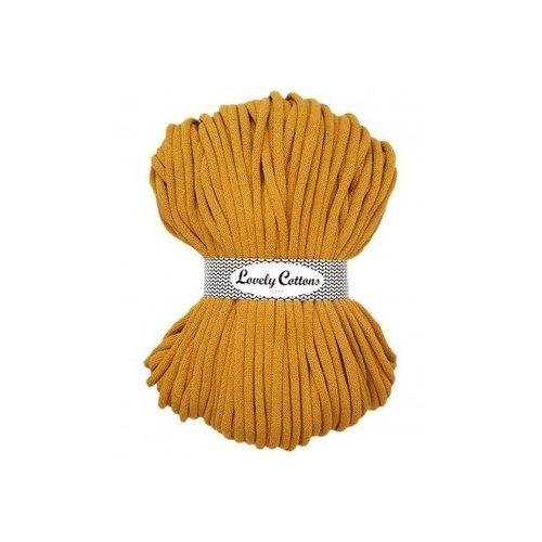 Lovely Cottons Lovely Cottons 9MM Gevlochten Mustard