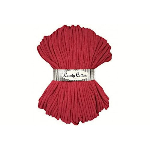 Lovely Cottons 9MM Gevlochten Red