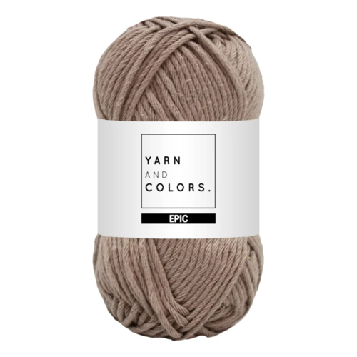 Yarn and colors Epic Clay