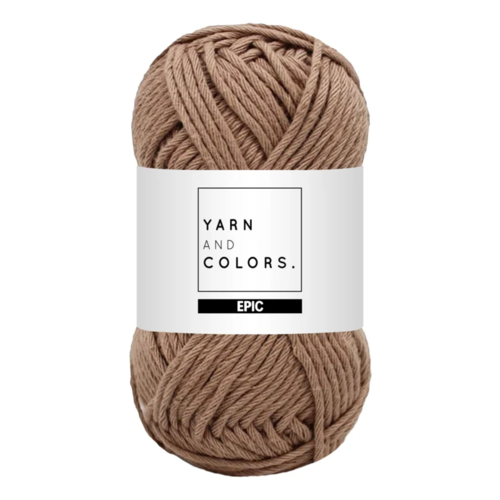Yarn and colors Yarn and Colors Epic Taupe