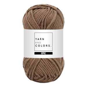 Yarn and colors Epic Cigar