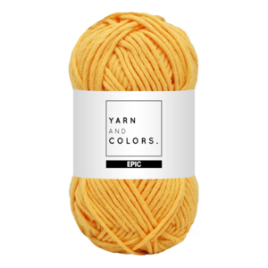 Yarn and colors Epic Sunflowers