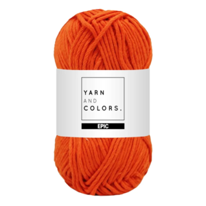 Yarn and colors Epic Sorbus