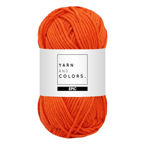 Yarn and colors Yarn and Colors Epic Sunset