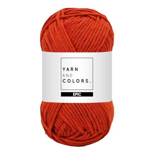 Yarn and colors Yarn and Colors Epic Brick