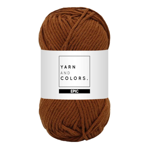 Yarn and colors Yarn and Colors Epic Satay
