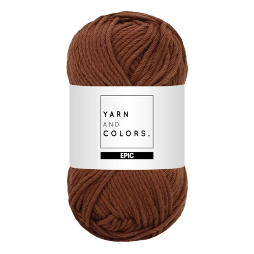 Yarn and colors Yarn and Colors Epic Brunet