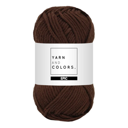 Yarn and colors Yarn and Colors Epic Soil