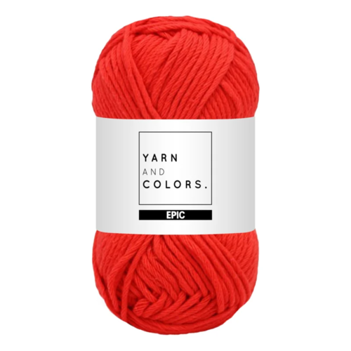 Yarn and colors Yarn and Colors Epic Pepper