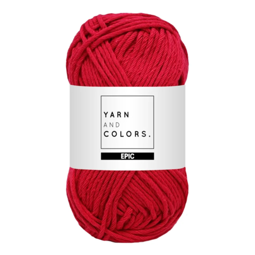Yarn and colors Yarn and Colors Epic Rasberry