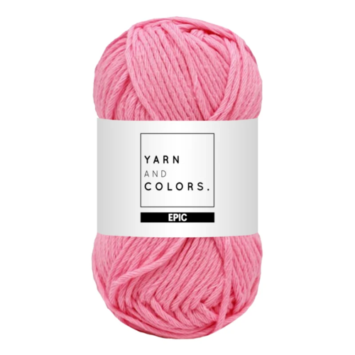 Yarn and colors Yarn and Colors Epic Cotton Candy