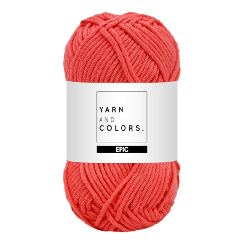 Yarn and colors Yarn and Colors Epic Pink Sand