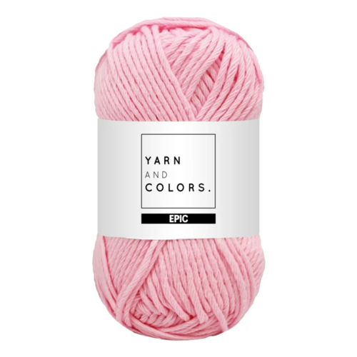 Yarn and colors Yarn and Colors Epic Blossom