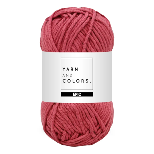 Yarn and colors Yarn and Colors Epic Antique Pink