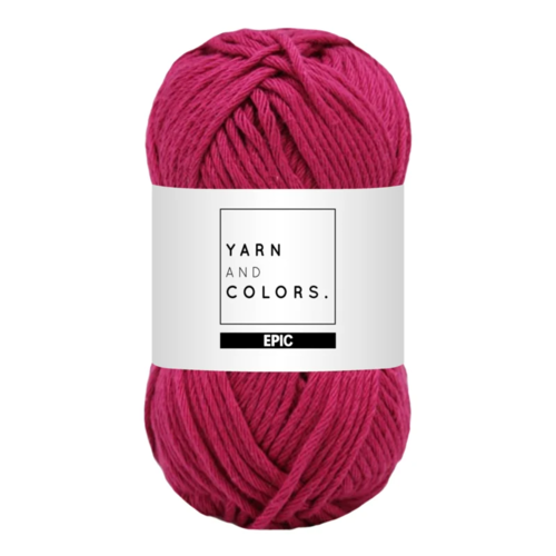 Yarn and colors Yarn and Colors Epic Purple Bordeaux