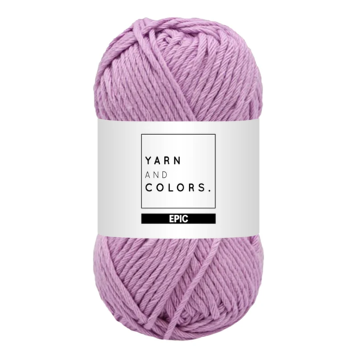 Yarn and colors Yarn and Colors Epic Orchid