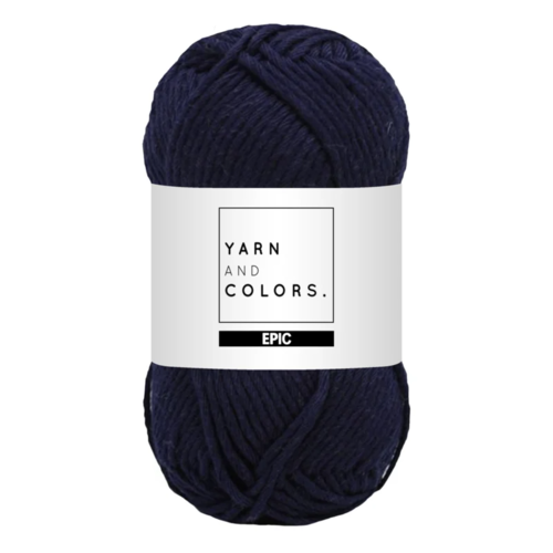 Yarn and colors Yarn and Colors Epic Dark Blue