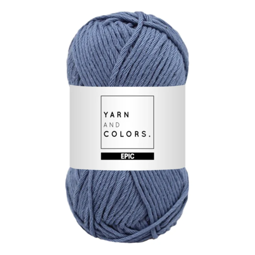 Yarn and colors Yarn and Colors Epic Denim