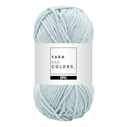 Yarn and colors Yarn and Colors Epic Ice Blue