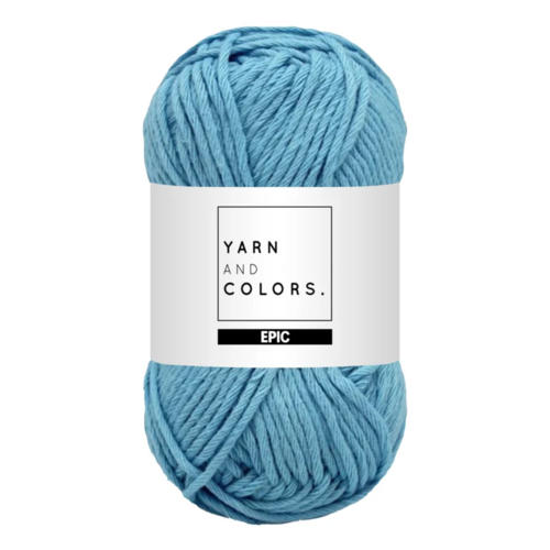 Yarn and colors Yarn and Colors Epic Nordic Blue