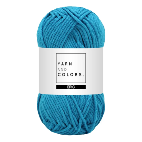Yarn and colors Yarn and Colors Epic Blue Snake