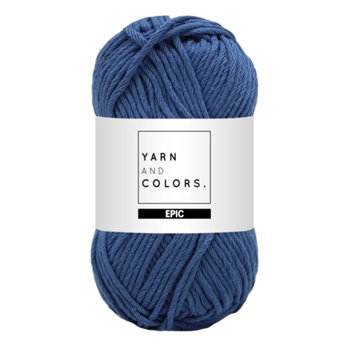Yarn and colors Yarn and Colors Epic Pacific Blue