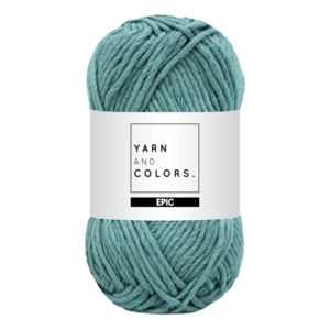 Yarn and colors Epic Glass