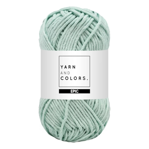 Yarn and colors Yarn and Colors Epic Jade Gravel