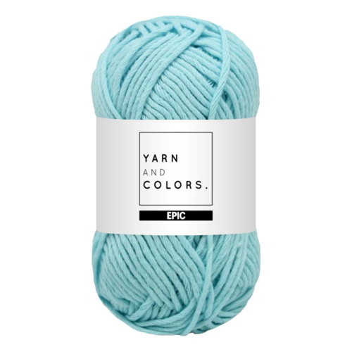 Yarn and colors Yarn and Colors Epic Opaline Glass
