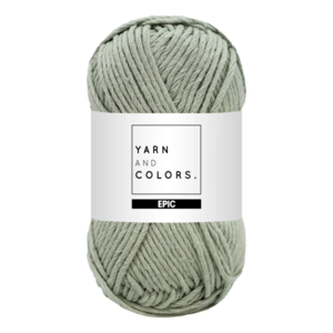 Yarn and colors Epic Eucalyptus