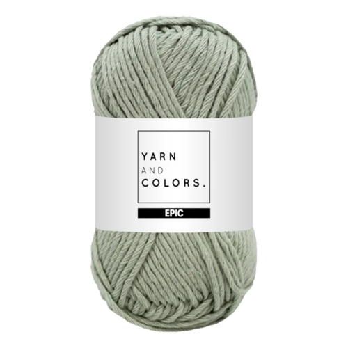 Yarn and colors Yarn and Colors Epic Eucalyptus