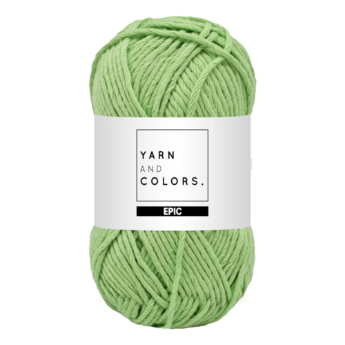 Yarn and colors Yarn and Colors Epic Lettuce