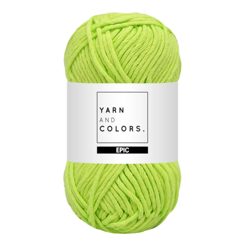 Yarn and colors Yarn and Colors Epic Pistachio
