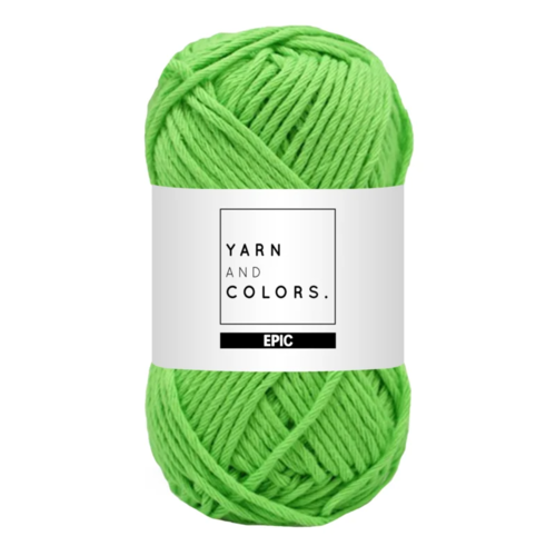 Yarn and colors Yarn and Colors Epic Pesto