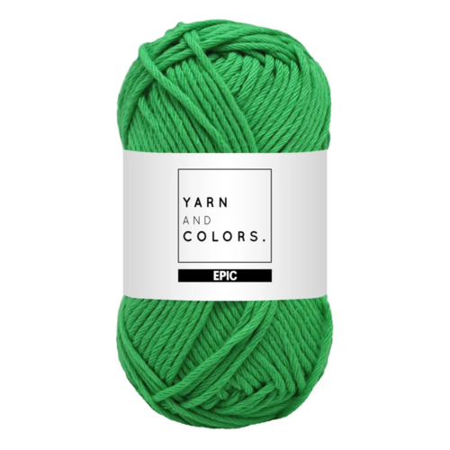 Yarn and colors Yarn and Colors Epic Peony Leaf