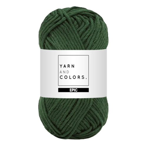 Yarn and colors Yarn and Colors Epic Forest