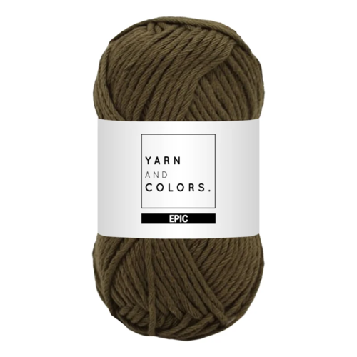 Yarn and colors Yarn and Colors Epic Khaki