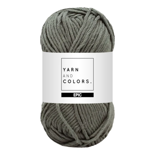 Yarn and colors Yarn and Colors Epic Pea Green