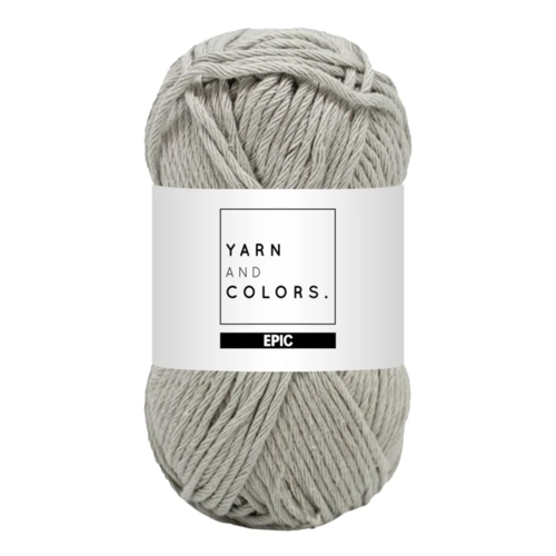 Yarn and colors Yarn and Colors Epic Cold Green