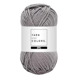 Yarn and colors Epic Shark Grey