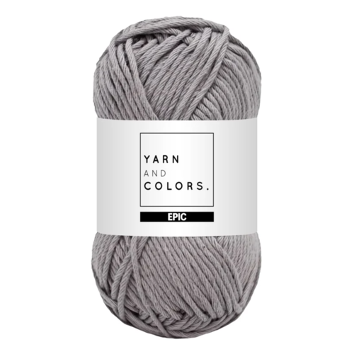 Yarn and colors Yarn and Colors Epic Shark Grey