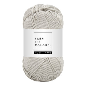 Yarn and colors Must-have Birch