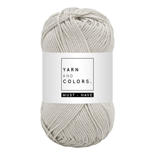 Yarn and colors Yarn and Colors Must-have Birch